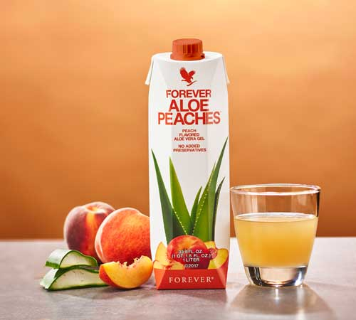 Aloe BITS N' PEACHES cena, prodaja i opis proizvoda