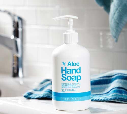 Aloe HAND & FACE SOAP tecni sapun cena, prodaja i opis proizvoda FLP proizvod