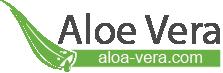 aloa-vera.com Logo Aloe Vera