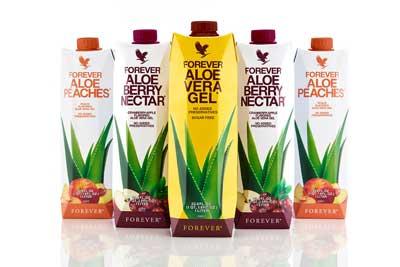 Aloe Vera Napici proizvodi kompanije forever living products