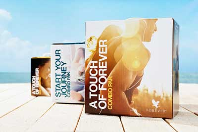 Forever Living paketi proizvoda paketi kompanije forever living products