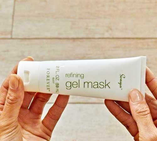 Refining Gel Mask forever sonya kozmetika cena prodaja i opis proizvoda