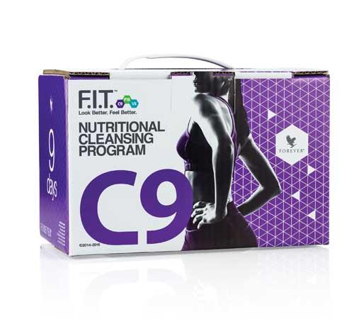 Forever paket proizvoda Clean 9 - C9